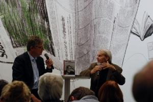 Gerd Ruge im Gespräch