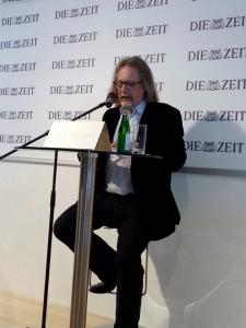 Harald Martenstein hält die Morgenmesse