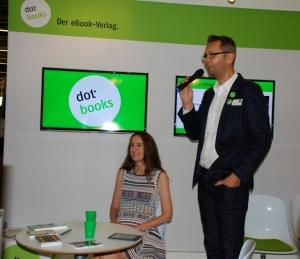 Tanja Kinkel bei Dotbooks