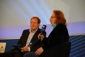 Harald Martenstein auf der ARD-Bühne