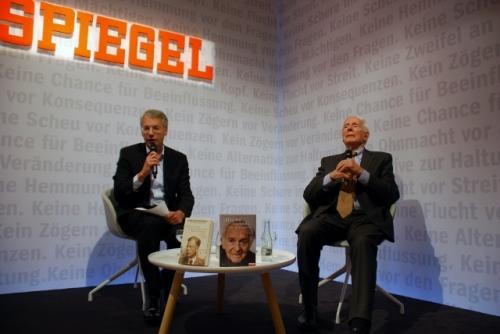 Klaus von Dohnanyi im Gespräch mit Martin Doerry