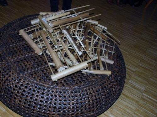 Bambusinstrumente