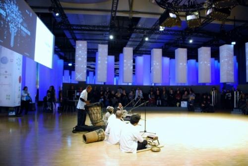 Musikgruppe Talago Buni