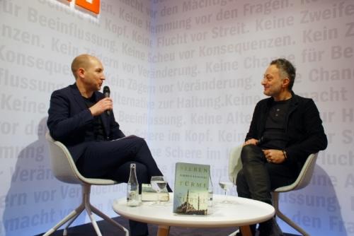 Feridun Zaimoglu im Interview