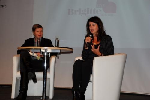 Jenny Erpenbeck im Gespräch mit Brigitte Huber